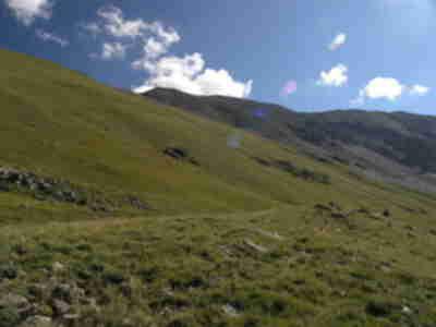 1,300 feet of grassy misery