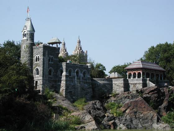 Castle in Central Park