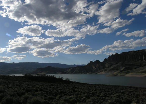 Blue Mesa Reservoir