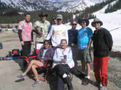 The entire A-Basin group