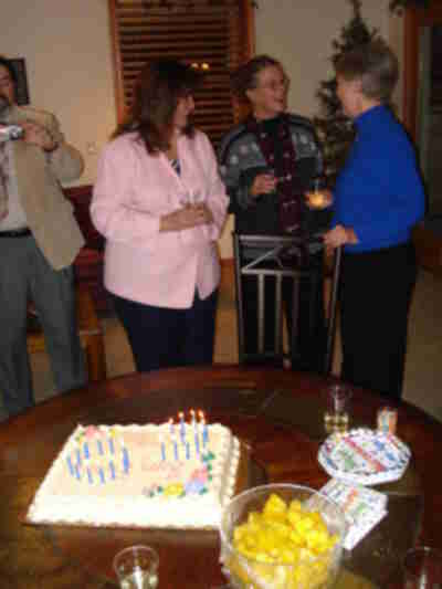 Joan's Surprise Party