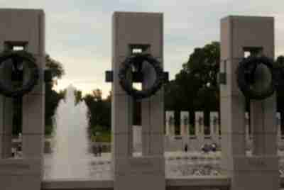 The World War II Memorial
