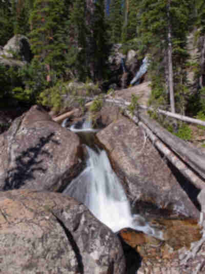 South Willow Creek Falls