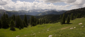 Copper Mountain and the Tenmile Range
