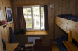 Our room at Gjendebu