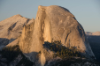 Half Dome, up close