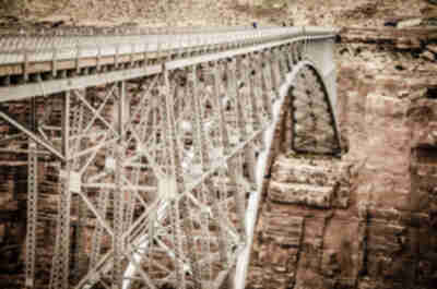Navajo Bridge over the Colorado River