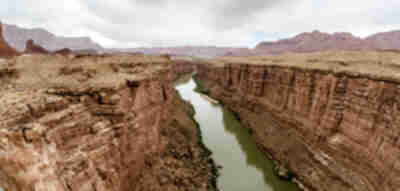 Marble Canyon and the Colorado River